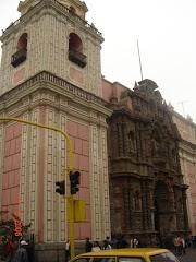 La Iglesia de las Mercedes