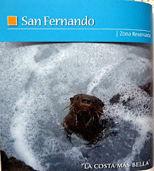 "Zona Reservada. Reserved Zone. ""San Fernando"""