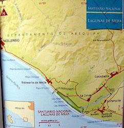 """Santuario Nacional """"Lagunas de Mejía"""""""