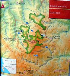 Parque Nacional Cutervo- Cajamarca
