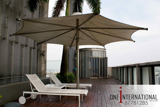 Penthouses In Singapore By One International One