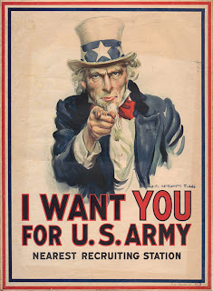 Winds & Words of War exhibit of original WWI posters comes to Harford County Library