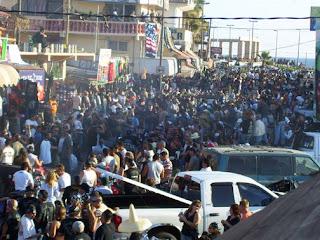 The Reef Rv Park 2008 Annual Rocky Point Bike Rally Nov 6 9