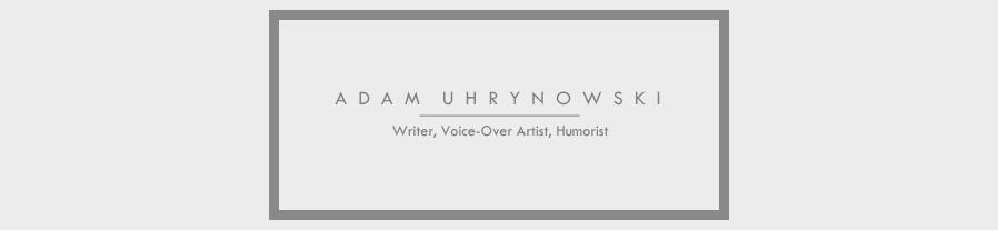 Adam Uhrynowski : : Blog