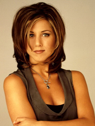 rachel green hairstyle. We've added a few iconic styles of our own to make up the 10 best hairstyles