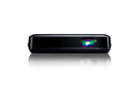 Pocket sized pico projectors funnywebpark for Best pocket size projector