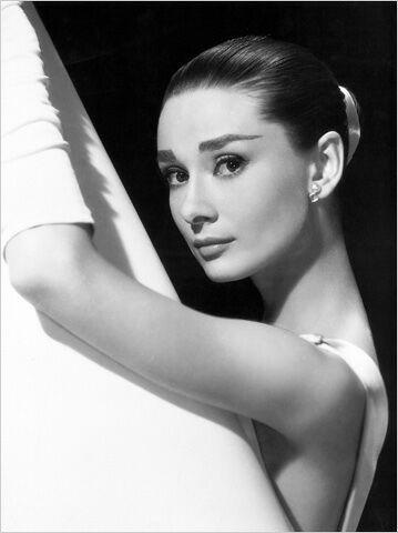 Audrey..