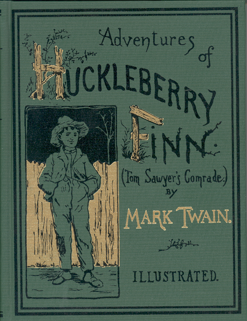 a discussion on the controversy of the adventures of huckleberry finn by mark twain Adventures of huckleberry finn : a case study in critical controversy the controversy over the ending : did mark twain the adventures of huckleberry finn (twain.