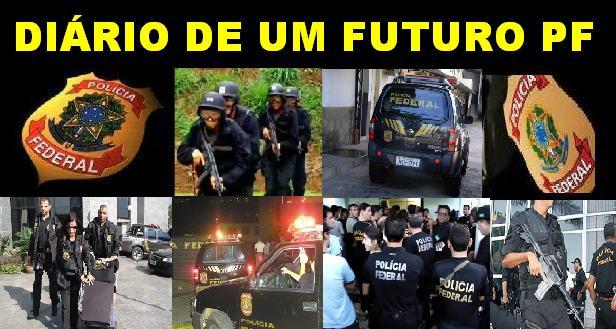 Diário de um futuro PF