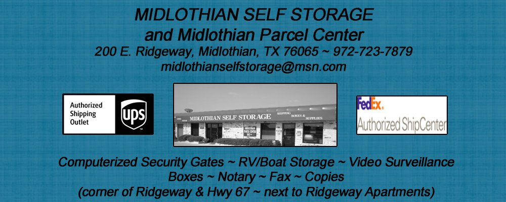 Midlothian Self Storage