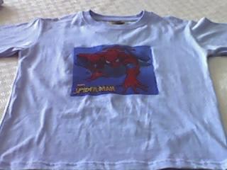 T - Shirt Homem Aranha
