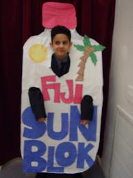 Fiji Sun Block