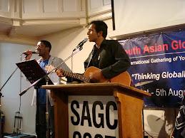 SAGC 2007 Worship