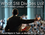 A Rousing Catholic/Protestant Debate