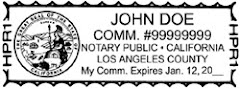 Los Angeles County Confidential Marriage License