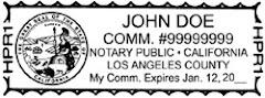 Los Angeles County Confidential Marriage License