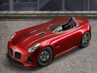 Pontiac introduced the Single Solstice SD-290