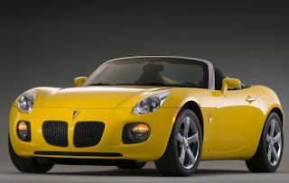 Pontiac Solstice Cabriolet