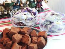 Chokladtryffel och annat godis