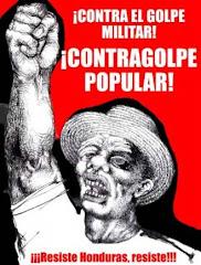 EN CORRIENTES ; TODOS CONTRA EL GOLPE MILITAR , EN HONDURAS !!!
