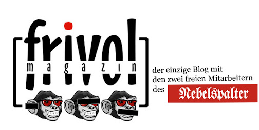 FRIVOL - Satire-Blog