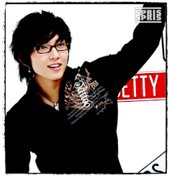 JunKi with glasses!
