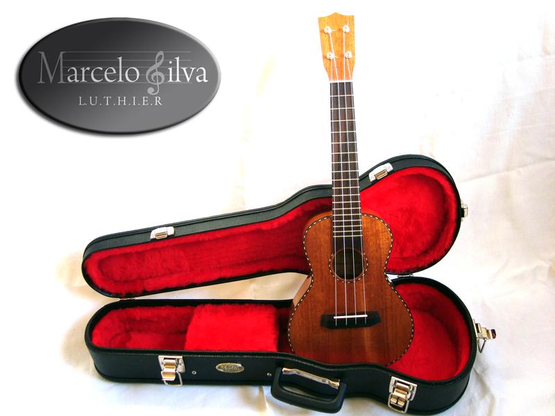 Luthier Marcelo Silva