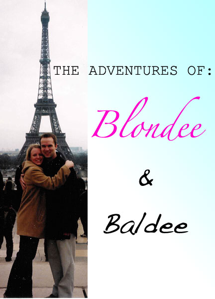 The Adventures of Blondee and Baldee