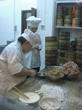 Xiao-Long-Bao Dim Sum Professionals in Shanghai