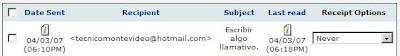 Descubrir quién espía nuestro correo 4mailabierto
