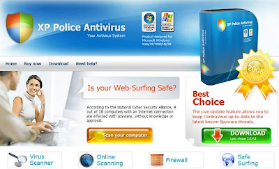 XP Police Antivirus