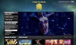 cirque du soleil, jean julien guyot, sidlee, infopub.blogspot.com, ipub.ca.cx