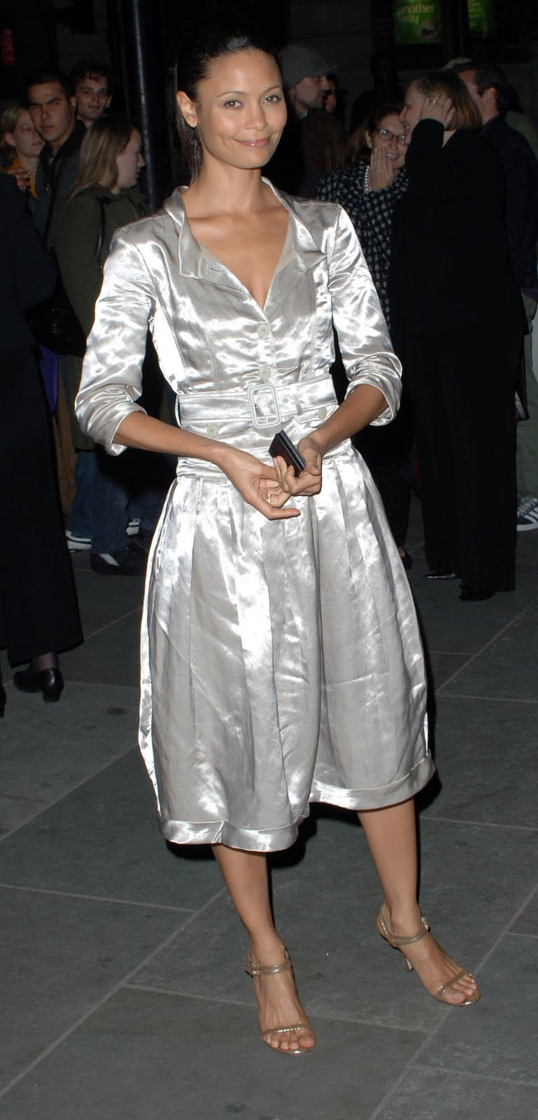 Download this Thandie Newton Silver... picture