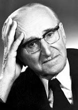 Fredrick August von Hayek