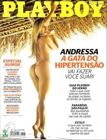 Playboy brasil - 01 2011