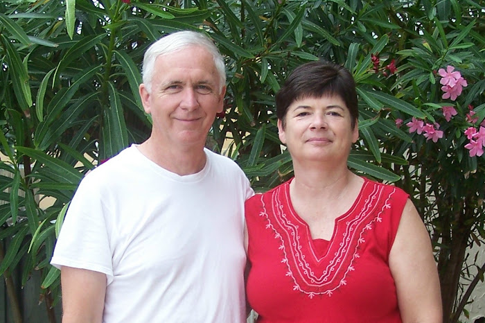 Kathy & Ed
