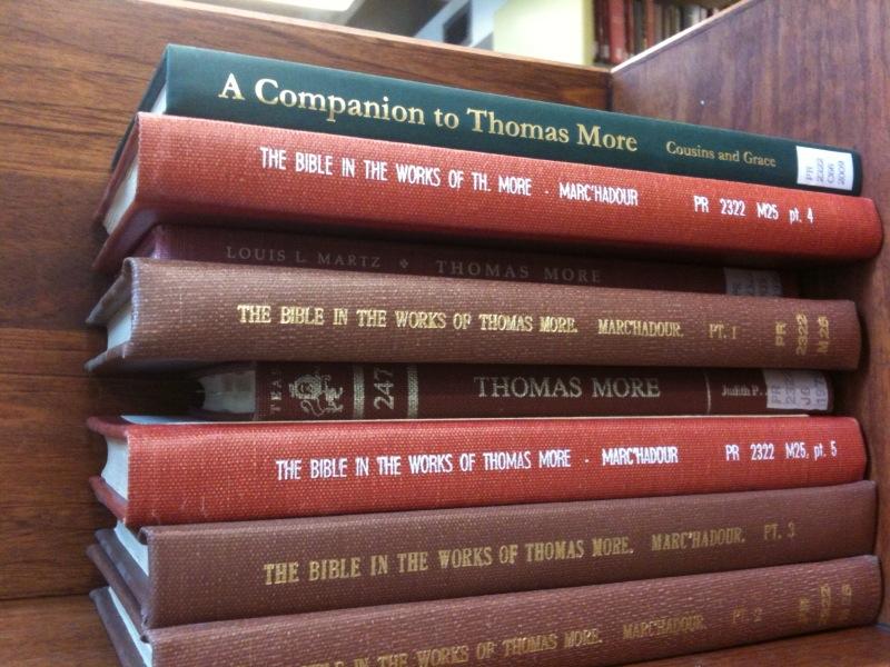 utopia thomas moore. ever read Thomas Moore?