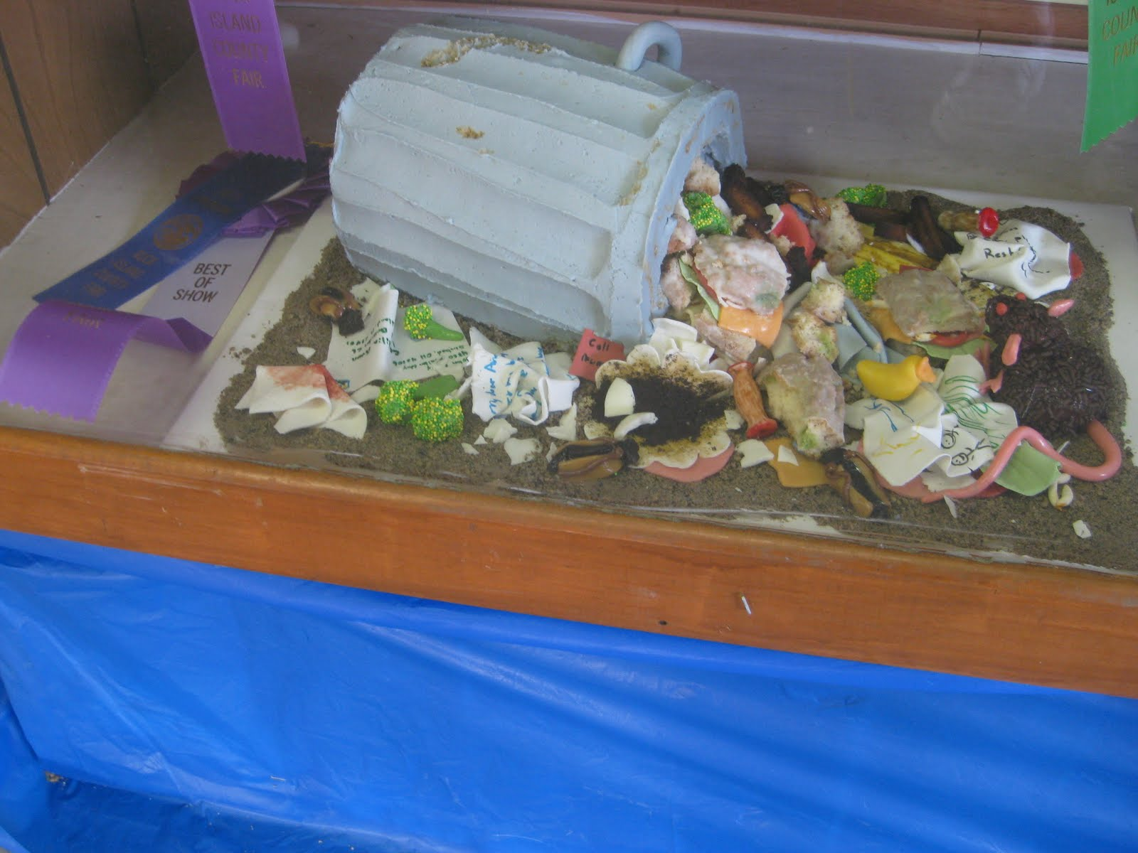 Cakes by the Sugar Cains: The Ugly Cake Contest at the Fair
