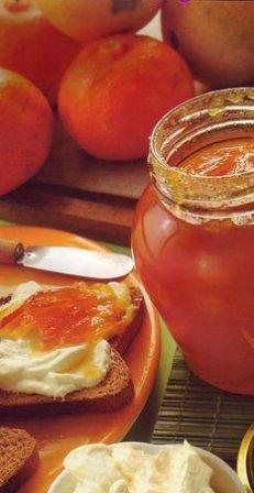 Mermelada de Naranjas y Mandarina sin Azúcar