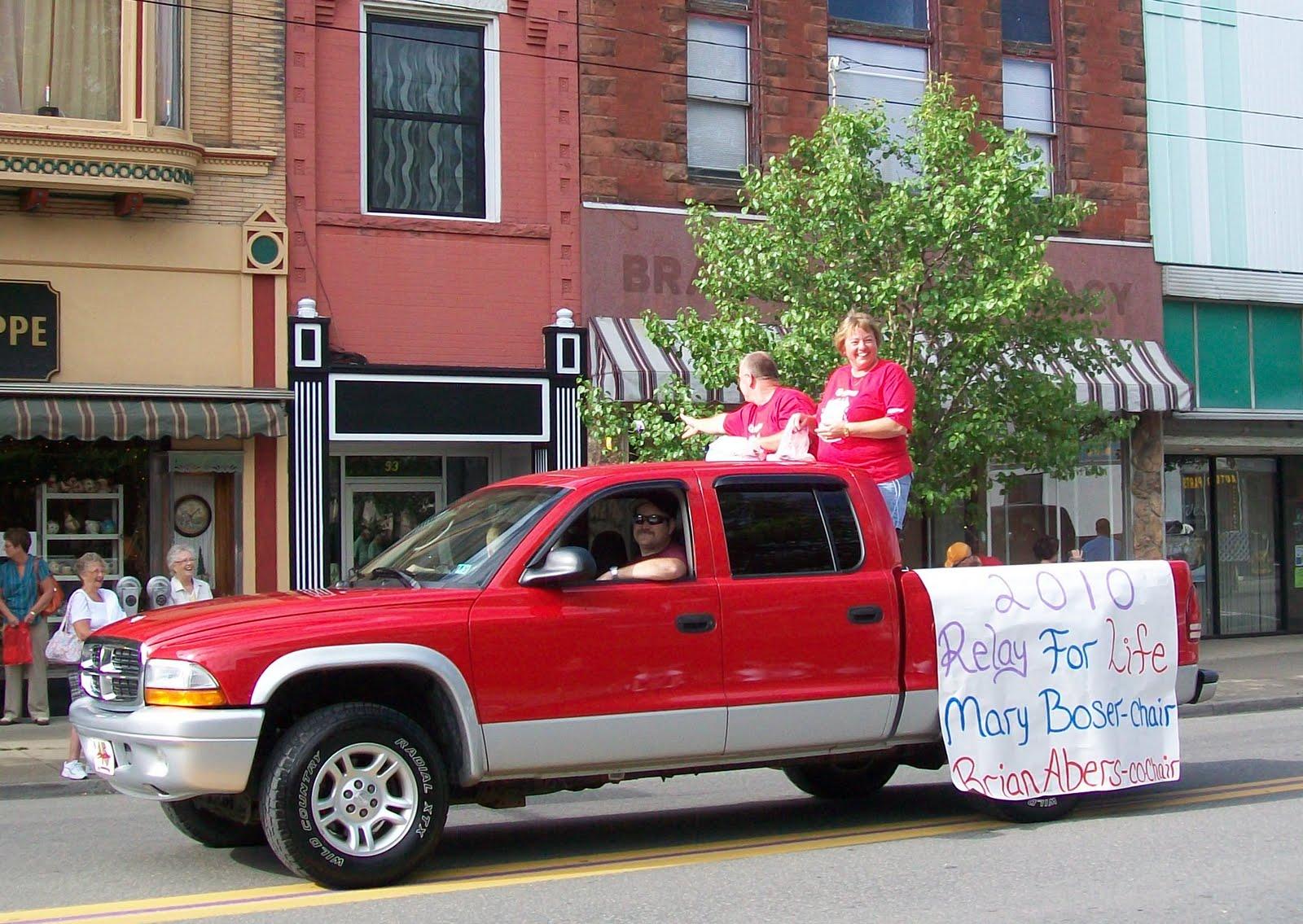 ACS Fight Back Parade