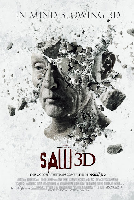 saw 3D 2010 movie image