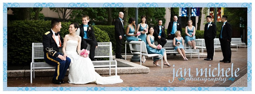 Washington, DC; Arlington, VA Wedding &amp; Portrait Photography ~ jan michele photography ~