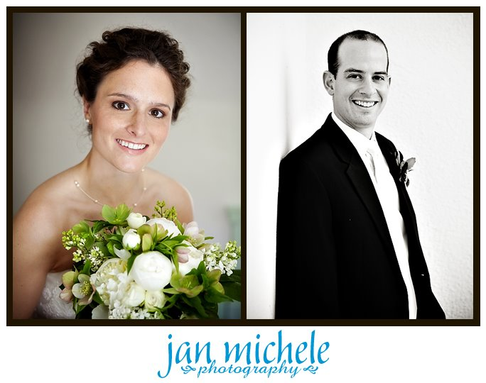 bride and groom portraits at mount airy mansion