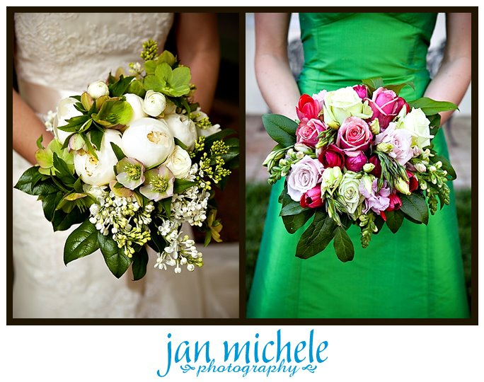 wedding bouquets by Growing Wild Floral Company