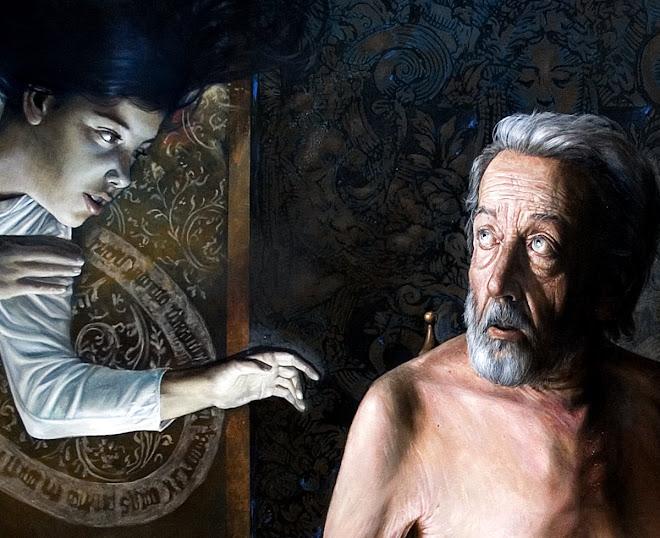 """""""Antes del fin de la pintura(detalle)"""""""