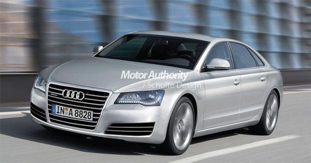 audi a8 w12 wallpaper. Audi A8 W12 6.0.