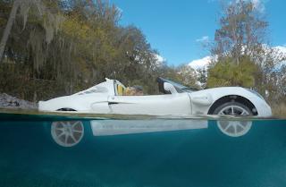 conduite et s curit routi re la premi re voiture qui va sous l eau. Black Bedroom Furniture Sets. Home Design Ideas