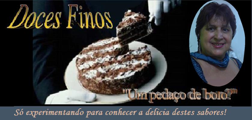 Doces Finos - Tortas Geladas