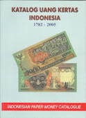 Katalog Uang kertas Indonesia 1782 - 2005