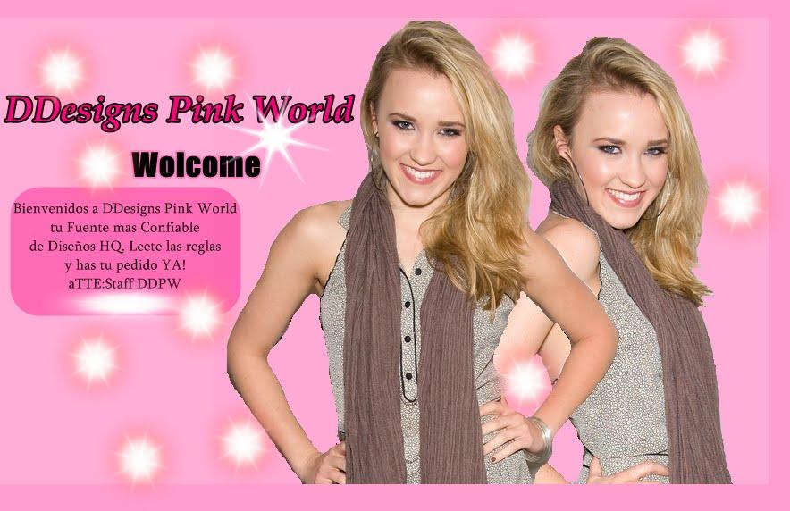 DDesigns Pink World
